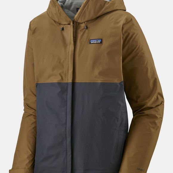 Patagonia Mens Torrentshell 3L Jacket Coriander Brown