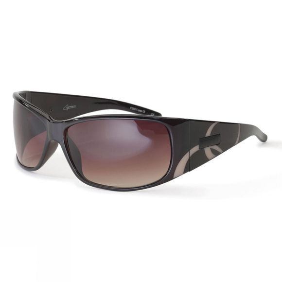 Bloc Capricorn Sunglasses Choc Cream/Brown Graduated