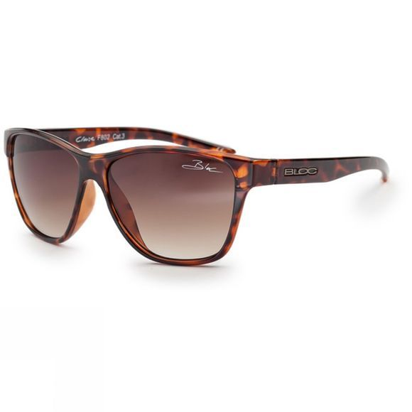 Bloc Cruise Sunglasses Shiny Tort/Brown Grad