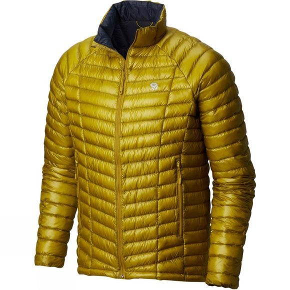 Mountain Hardwear Men's Ghost Whisperer Down Jacket Dark Citron