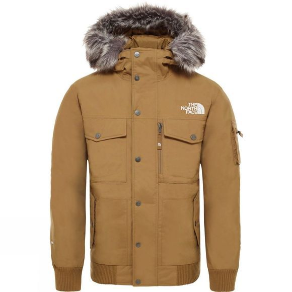 The North Face Mens Gotham Jacket British Khaki