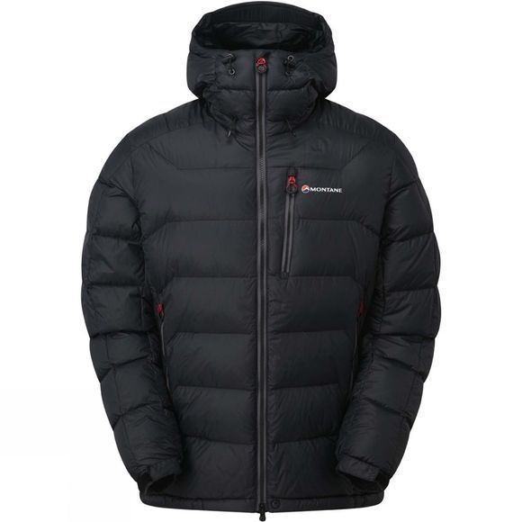 Mens Black Ice Jacket