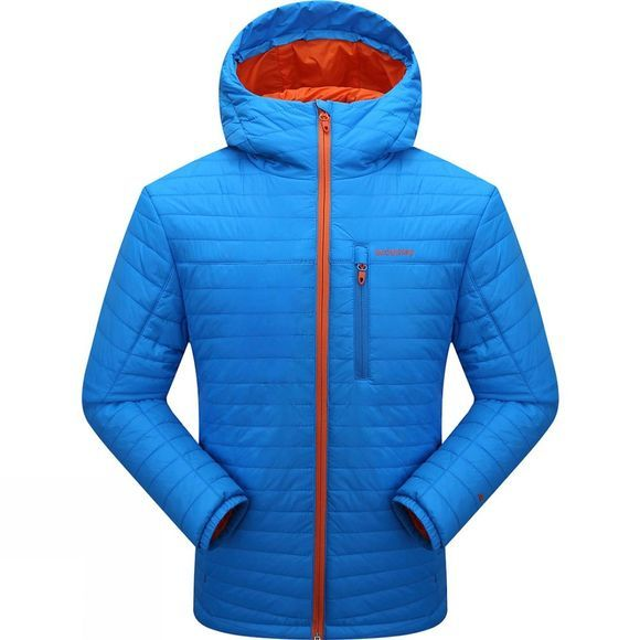 Skogstad Mens Vassdaltinden Jacket Bright Cyan