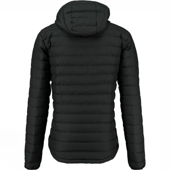 Ayacucho Mens Atlas III Hooded Down Jacket Black
