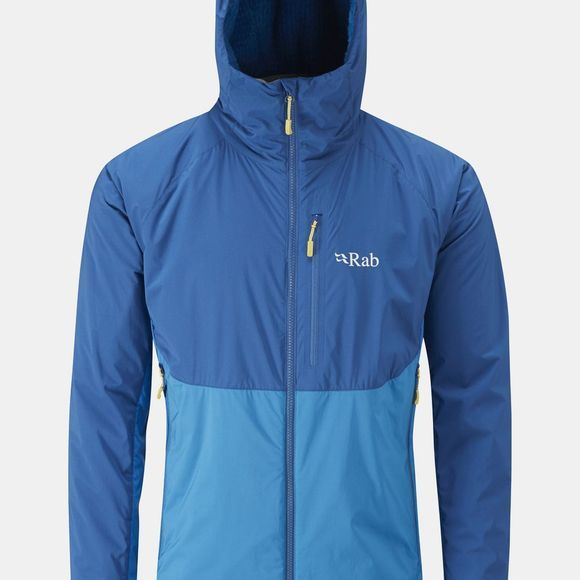 Rab Mens Alpha Direct Jacket Merlin/Ink