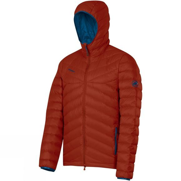 Mens Trovat IS Hooded Jacket