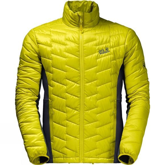 Jack Wolfskin Mens Icy Water Jacket Wild Lime