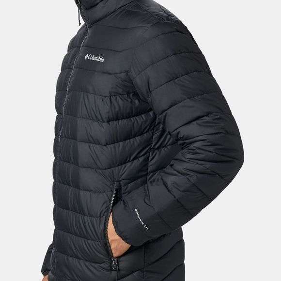 Columbia Mens Powder Lite Jacket Black