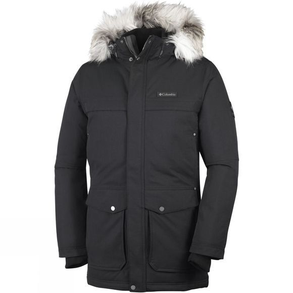 Columbia Mens Sundial Peak Jacket Black