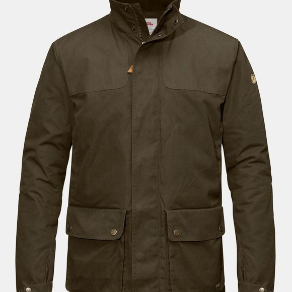 Fjallraven Mens Sörmland Padded Jacket Dark Olive