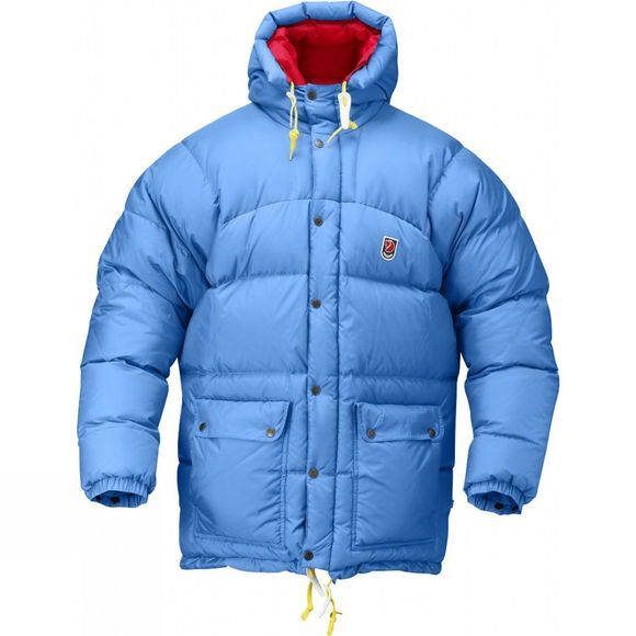 Mens Expedition Down Jacket