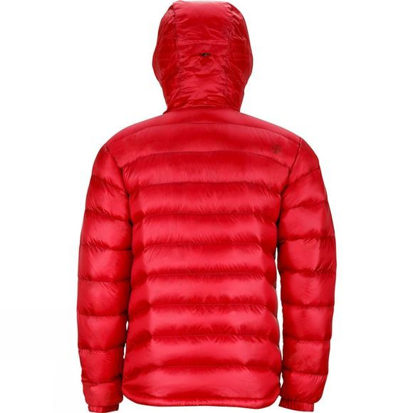 Marmot Mens Ama Dablam Jacket Team Red