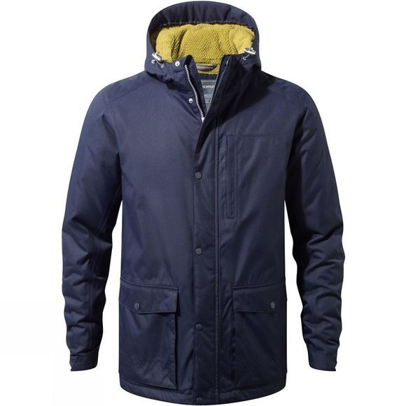 Mens Kiwi Classic Thermal Parka Jacket