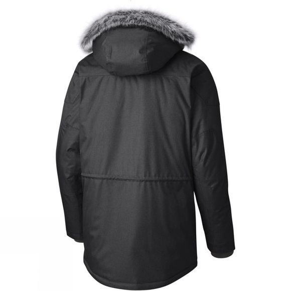 Columbia Mens Barlow Pass 550 TurboDown Jacket Black