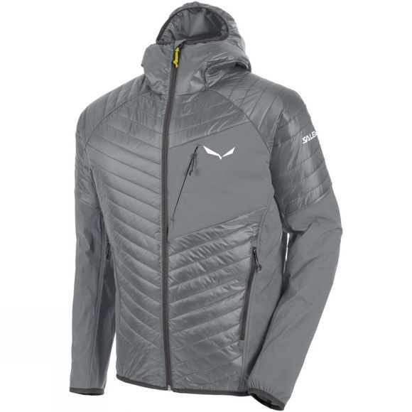 Salewa Mens Ortles Hybrid 2 PrimaLoft Jacket Quiet Shade