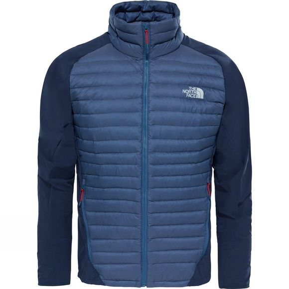 The North Face Mens Verto Micro Jacket Shady Blue