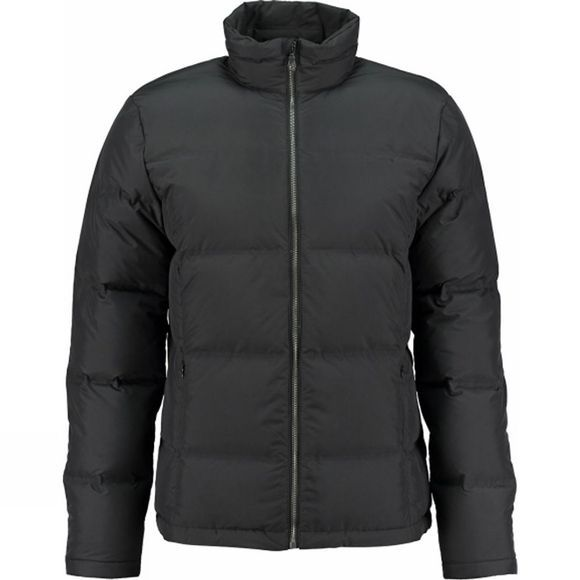 Ayacucho Mens Art Seamless Down Jacket Black