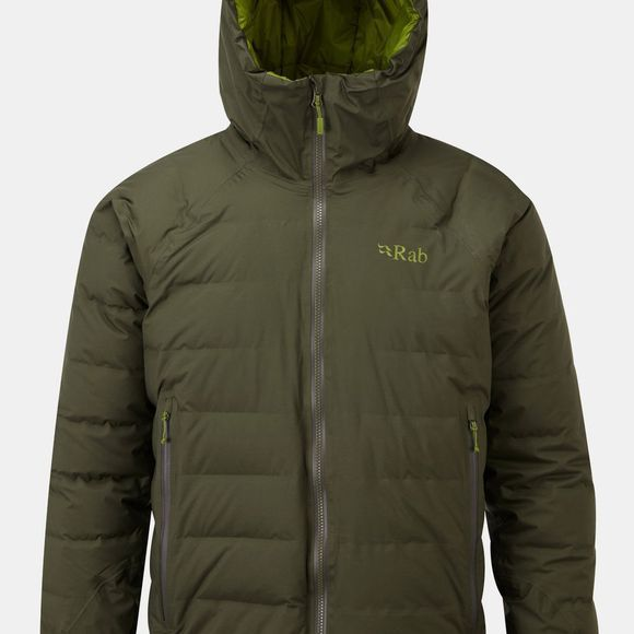 Mens Valiance Jacket