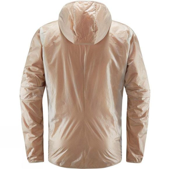Haglofs Mens Proteus Jacket Haze/desert yellow