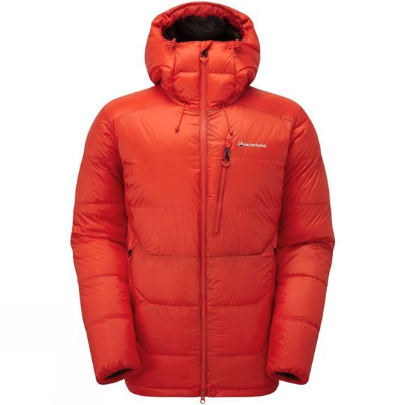 Montane Mens Deep Heat Jacket Firefly Orange