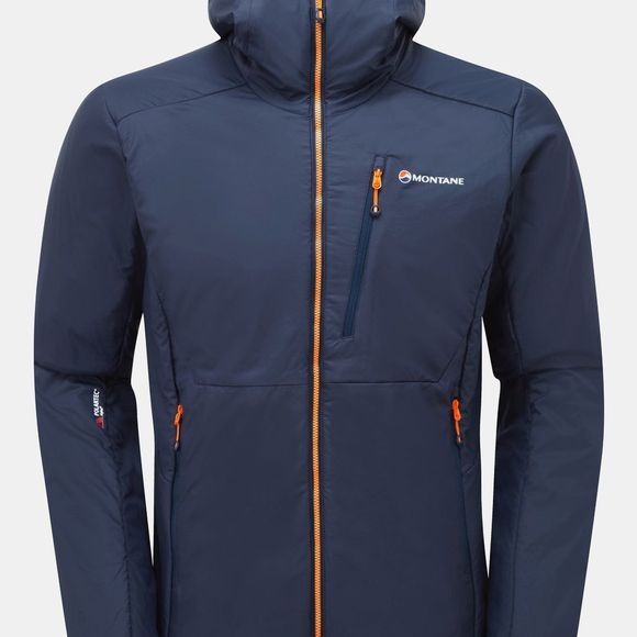 Montane Mens Hydrogen Direct Jacket Antarctic Blue