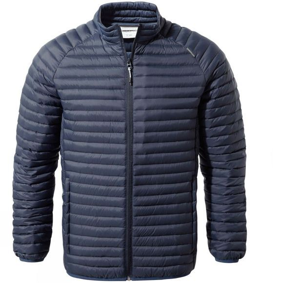 Craghoppers Mens Venta Lite II Jacket Blue Navy