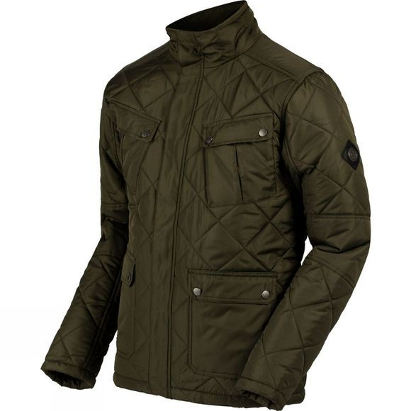 Mens Lathan Insulated Jacket