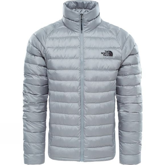 The North Face Trevail Jacket Monument Grey-Monument Grey