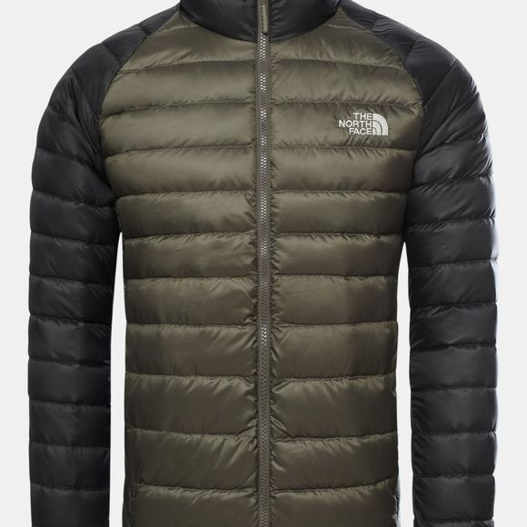 The North Face Trevail Jacket New Taupe Green/Tnf Black