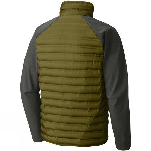 Mens Flash Forward Hybrid Jacket