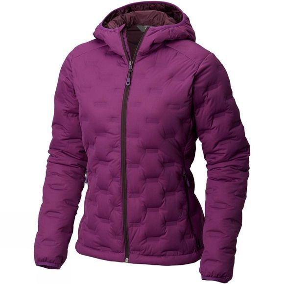 Womens StretchDown DS Hooded Jacket
