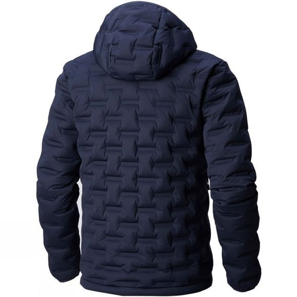 Mens StretchDown DS Hooded Jacket