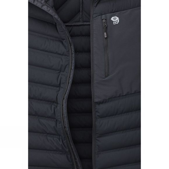 Mens StretchDown Jacket