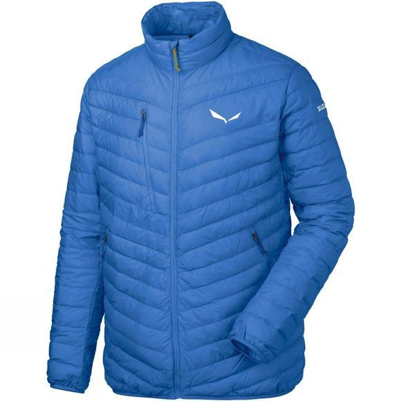 Salewa Mens Ortles Light Down Jacket Royal Blue