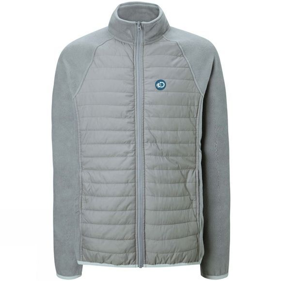 Craghoppers Mens DA Hybrid Jacket Quarry Grey