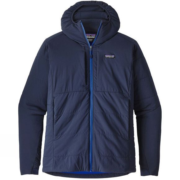 Patagonia Mens Nano-Air Hoodie Navy Blue