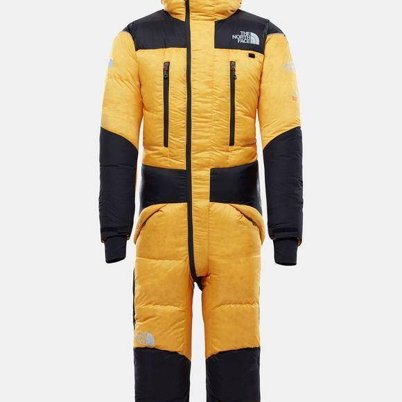 The North Face Mens Himalayan Suit Summit Gold/TNF Black