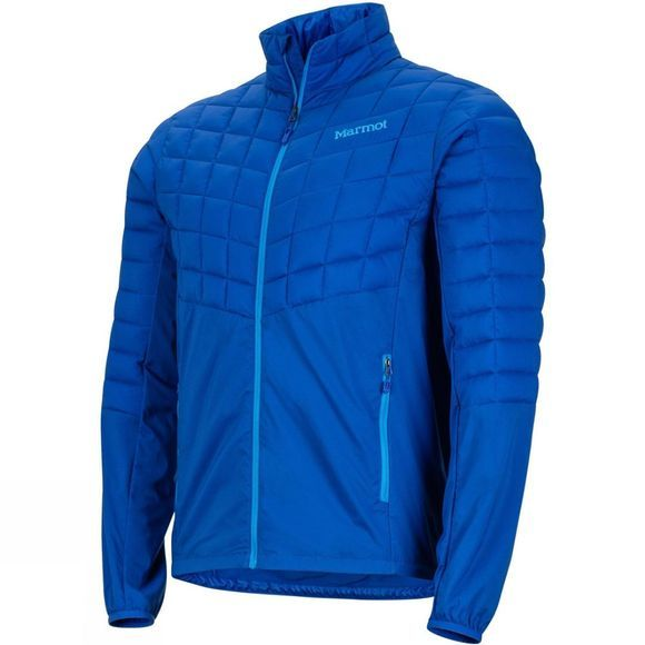 Marmot Mens Featherless Hybrid Jacket Surf