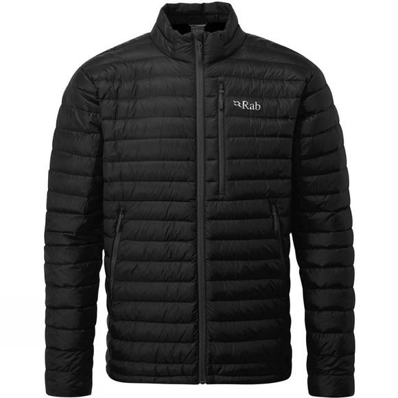 Rab Mens Microlight Jacket Black