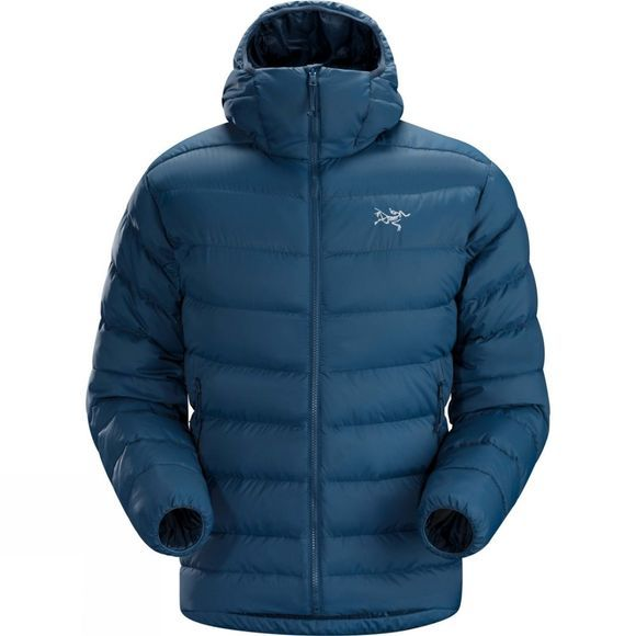 Arc'teryx Mens Thorium AR Jacket Hecate Blue