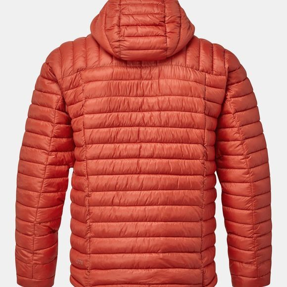 Rab Mens Nimbus Jacket Red Clay