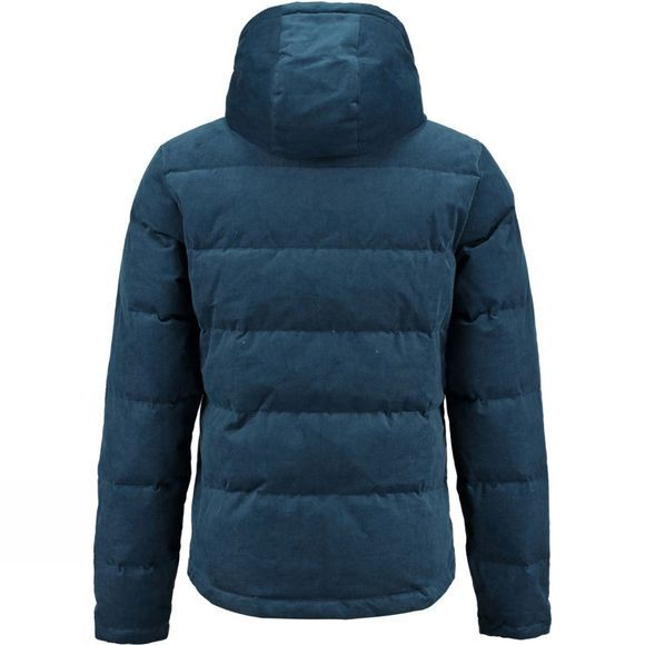 Ayacucho Mens Roy Jacket Teal Blue