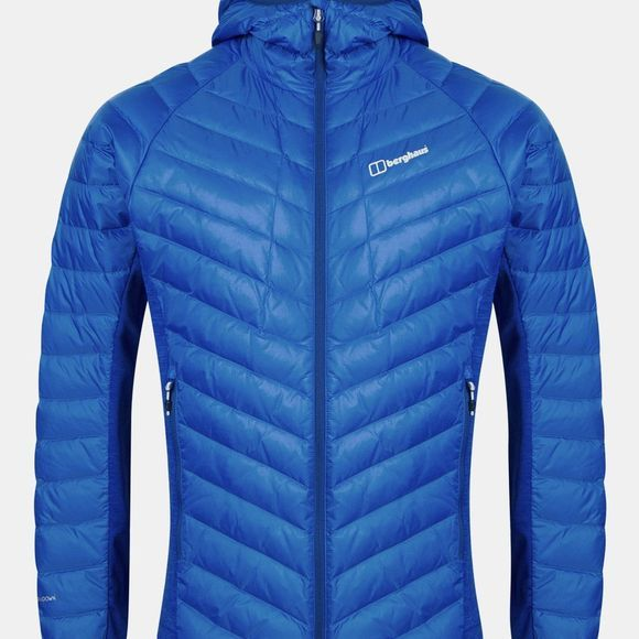 Berghaus Mens Tephra Stretch Reflect Jacket Lapis Blue