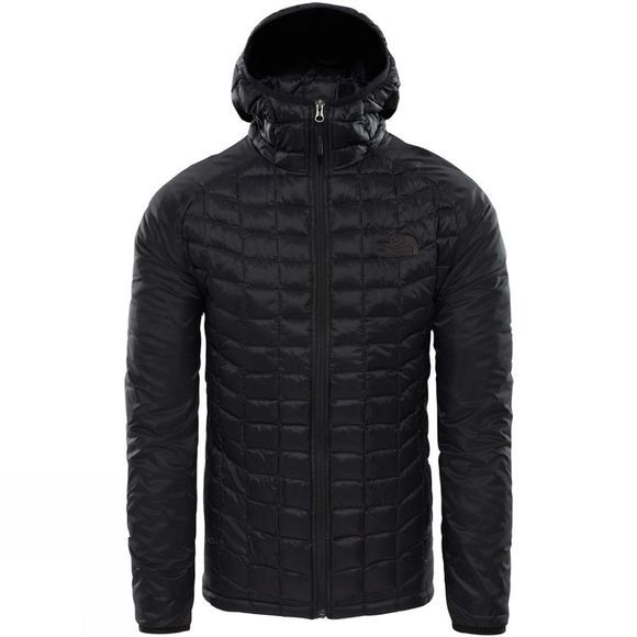 The North Face Mens Thermoball Sport Hoodie Tnf Black/Tnf Black