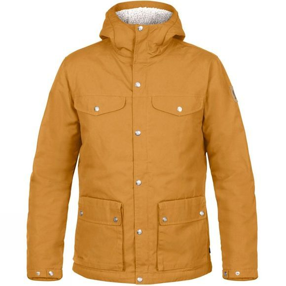 Fjallraven Mens Greenland WinterJacket Acorn