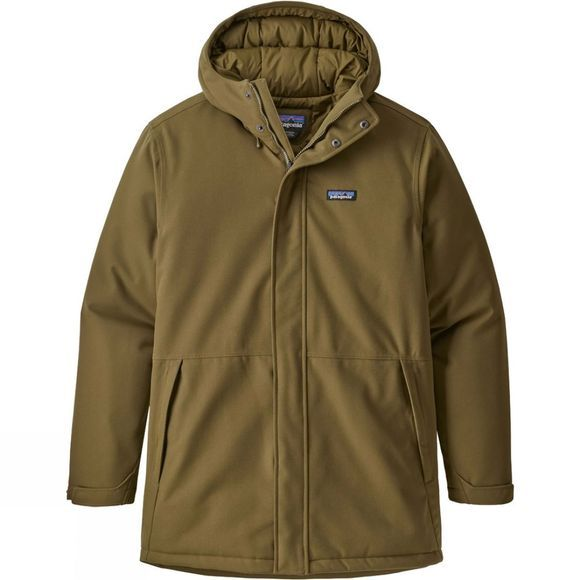 Patagonia Mens Lone Mountain Parka Cargo Green
