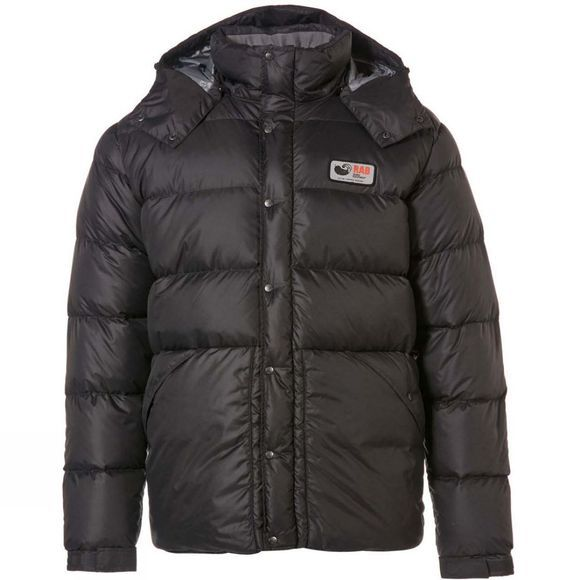 Rab Mens Andes Jacket Anthracite