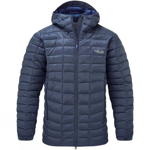 Rab Mens Nebula Pro Jacket Deep Ink/Celestial
