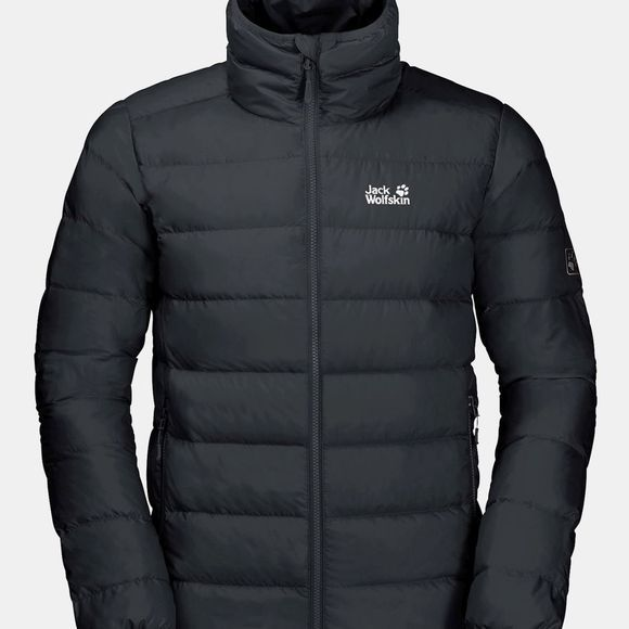 Jack Wolfskin Helium High Jacket Phantom