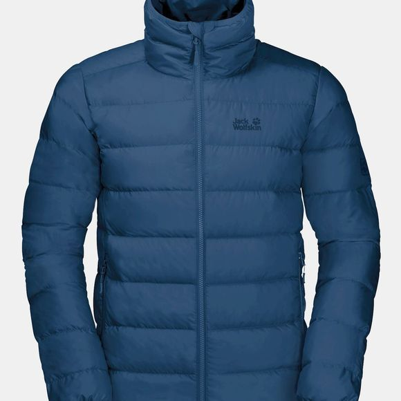 Jack Wolfskin Helium High Jacket Indigo Blue